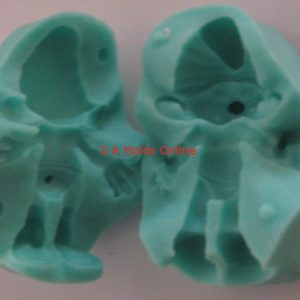 Smurf Silicone Mold