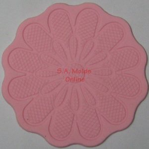 Daisy Lace Large Silicone Mold