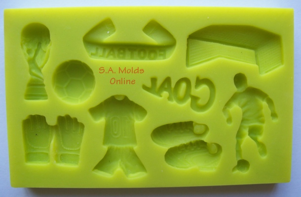 Boys Silicone Molds