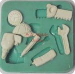 Tool Set Silicone Mould
