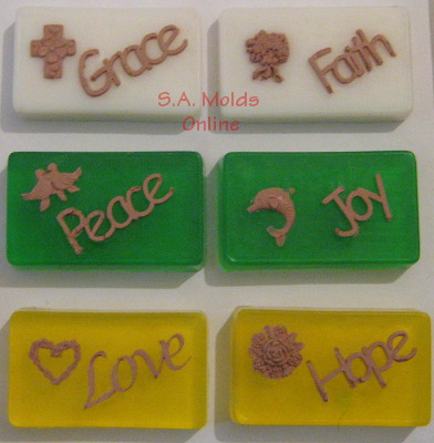 Custom soap Mold