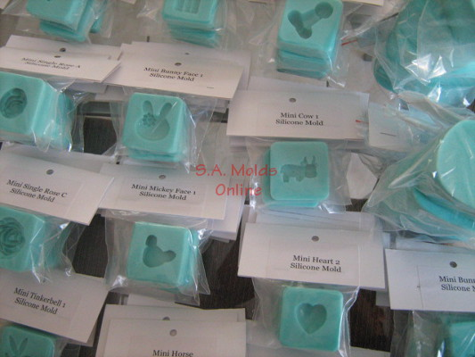 Packaged Molds