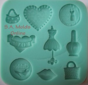 Girls Night Out Silicone Mold