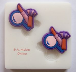 Make Up Small Silicone Mold
