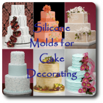 Silicone Molds For Cake Decorating