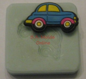 Small Beetle Silicone Mold