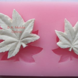 Leaf Set Silicone Mold
