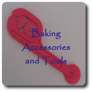 Cake Decorating Tools and Accessories